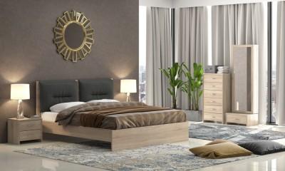 Κρεβάτι Νο8 Διπλό 160Χ200εκ. / 150x200