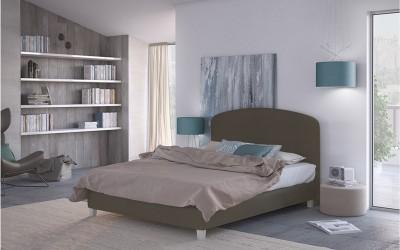 Κρεβάτι Parma 160x200εκ. Media Strom