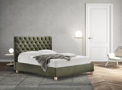 Κρεβάτι Ντυμένο Praga 160x200εκ.
