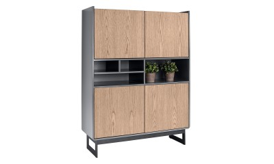 Highboard Royal 100x38x138εκ.