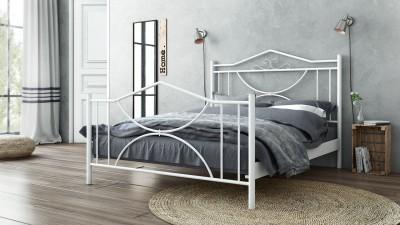 Μεταλλικό Κρεβάτι Ρόζα(90x190)